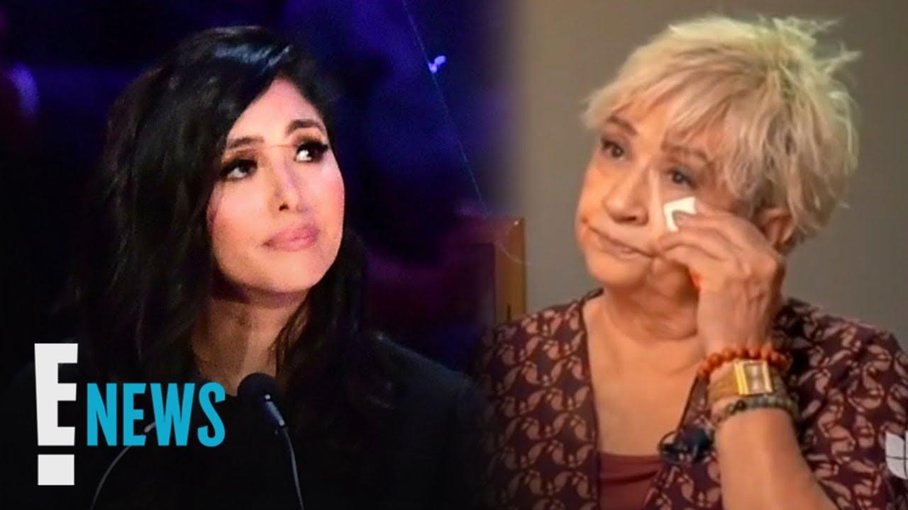 Vanessa Bryant settles legal battle with mom