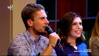 Saba ile Oyuna Geldik - Anıl Tetik Murat Boz'un Şarkısını Söyledi (1.Sezon 19.Bölüm)
