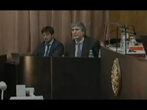 Comenzaron las indagatorias en el juicio oral por el caso Ciccone