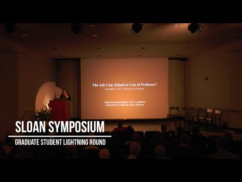 John Sloan Symposium: Graduate Lightning Round