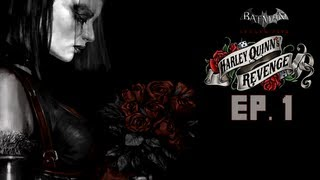 Batman Arkham City Harley Quinn
