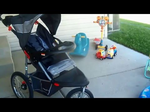 Baby Trend Expedition Jogger Review Youtube