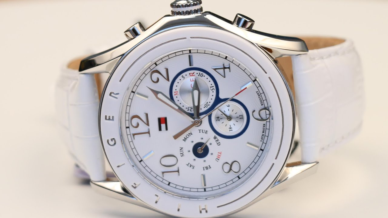 6daee5bbd3 360° view of TOMMY HILFIGER 1781052 - YouTube