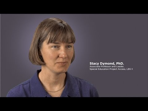 Stacy Dymond, Faculty Member, College of Education at Illinois
