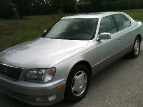 Make Your Own Car >> 1999 Lexus LS400 - View our current inventory at ...