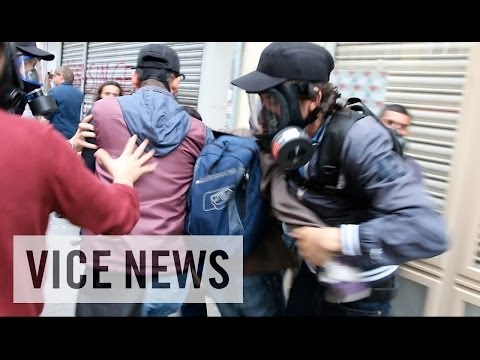 Police Crack Down On Protesters On Gezi Anniversary (Dispatch 6)