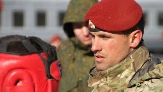 Телепроект ПАТРИОТ на Всероссийской сдаче на КРАПОВЫЙ БЕРЕТ осень 2015!!!