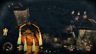 Fallout4 - РЕАКТИВНЫЙ РАНЕЦ НА СИЛОВОЙ БРОНЕ
