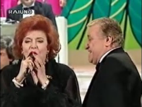 Una vecchia canzone italiana - Squadra Italia (prima serata)