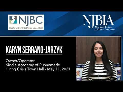 NJBC Town Hall: End Hiring Crisis by Ending Unemployment Bonus, Reward Return to Work