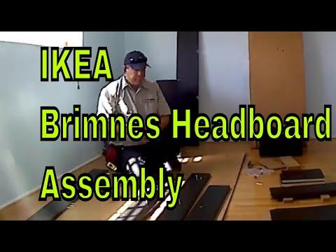 ikea-brimnes-headboard-assembly