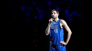 Mavericks icon Dirk Nowitzki announces retirement from basketball