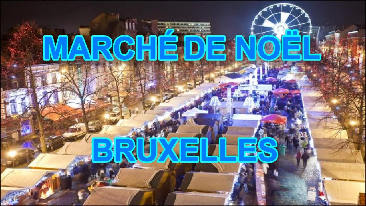bruxelles marche de noel 2016 brussels christmas youtube. Black Bedroom Furniture Sets. Home Design Ideas