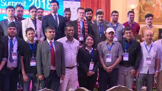 Photo Session of Global Cyber Security Summit, gcss2018