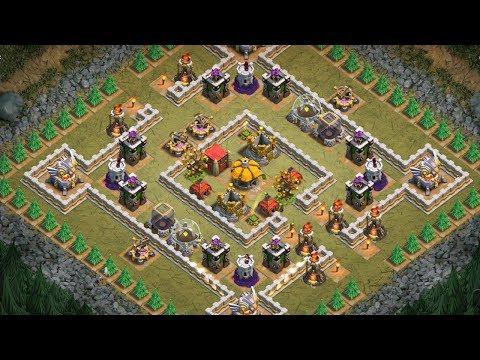 GOBLIN CAPITAL ☆ Clash Of Clans ☆ Single Player ☆ Goblin Maps 3 Star Walkthrough