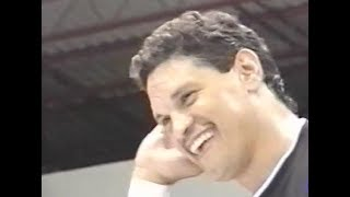IWA: Huracán Castillo Jr. vs Victor The Bodyguard vs. Zaruxx (2000)