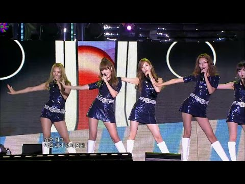 【TVPP】SNSD - Hoot, 소녀시대 - 훗 @ 2011 Incheon Korean Music Wave Live