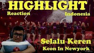 Izone highlight live kcon video