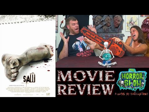 """Saw"" 2004 Horror Movie Review – 8 Days of Sawlloween – The Horror Show"