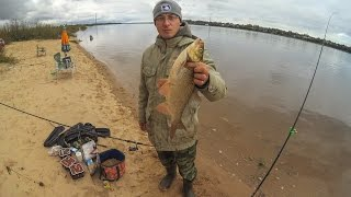 Методы и приёмы эффективной ловли мирной рыбы на верхней Волге