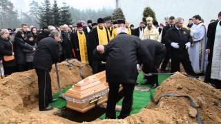 uroczystości pogrzebowe ks.prot. Jana Wróblewskiego - 04.02.2015 r.