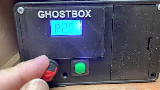 Variable sweep ghost box spirit portal