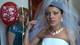 Свадьба  Владикавказ. 2010 г. Как Лёва забирал невесту.