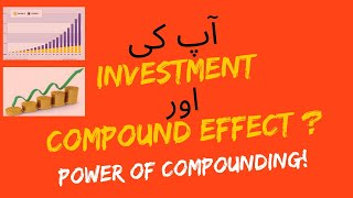 Power of compounding in stock | Passive Income | Time Value of Money | How to become rich