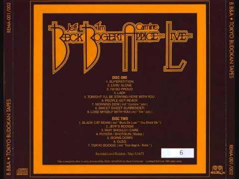 Beck Bogert Appice- Budokan Hall, Tokyo Japan 5/14/73