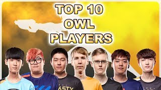 TOP 10 OVERWATCH LEAGUE PLAYERS