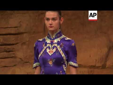 NE TIGER kicks off China Fashion Week in Beijing