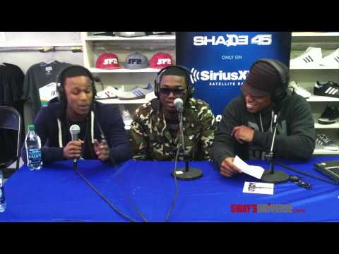 Meek Mill and Lil Snupe Freestyle over Dr. Dre's