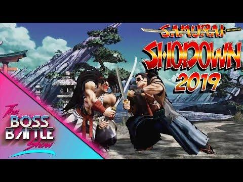 Samurai Shodown 2019 HYPPPPPEEEE