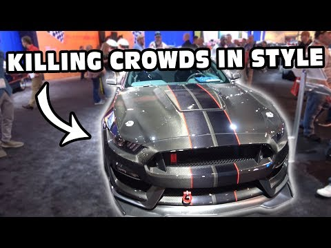 My Favorite Car From SEMA 2018
