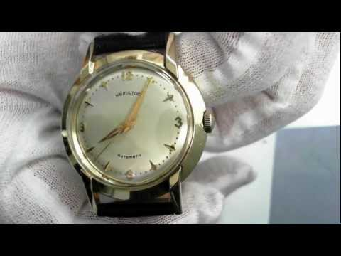 Vintage Hamilton (Circa 1958) - Automatic & Gold Filled