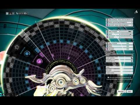 [WARFRAME] Octavia Song: Second Dream