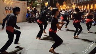 Danza Festejo (Ica). Festival de Danzas en Plaza de Armas de Arequipa [4/10] (30/03/2017)