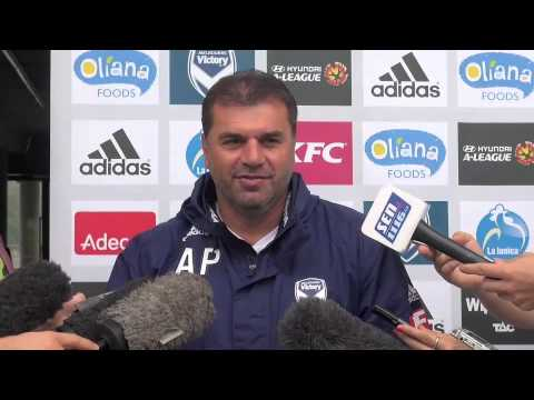 An Audience with Ange - December 14