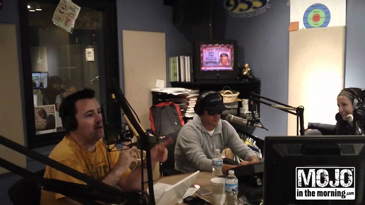 Paul Shore In Studio