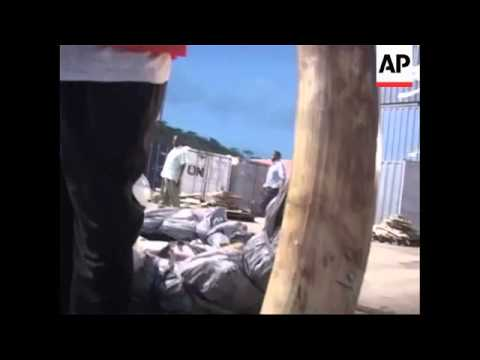 +4:3 Kenyan authorities seize at least two tonnes of illegal elephant ivory