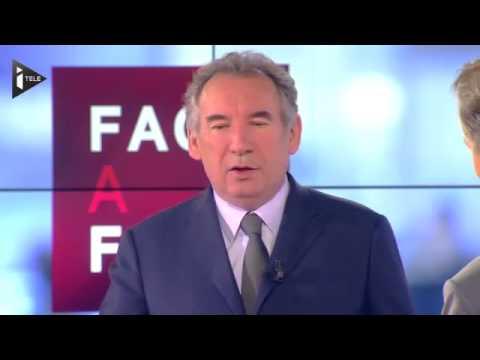 """François Bayrou sur la Syrie : """"J'ai la preuve qu'il n'y a pas de preuves"""""""