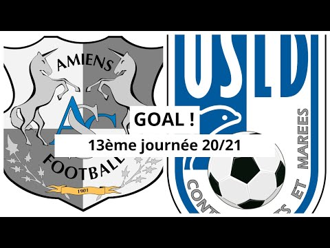 Amiens Dunkerque Goals And Highlights