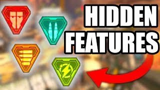 APEX LEGENDS HIDDEN AMMO FEATURES! GAME CHANGING SECRETS!