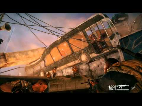 Spec Ops: The Line - Demo Gameplay - Part 1 - Some trouble in Dubai (X360,PS3,PC) [HD]