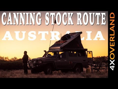 CORRUGATIONS | THE WORLD'S LONGEST TRACK Ep-5. Canning Stock Route