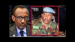 Gen. Patrick Nyamvumba, umwicanyi ruharwa, ikigarasha mu bindi bigarasha bya Paul Kagame!