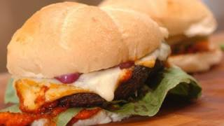 In The Kitchen With Ken: Portobello Mushroom Burgers