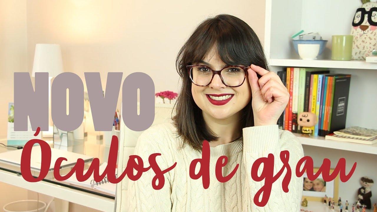acecb1290 Meus NOVOS óculos de grau!   Thais Marques   Coisas de Diva - YouTube