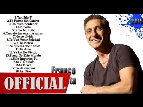 Franco De Vita Sus Mejores Éxitos mix