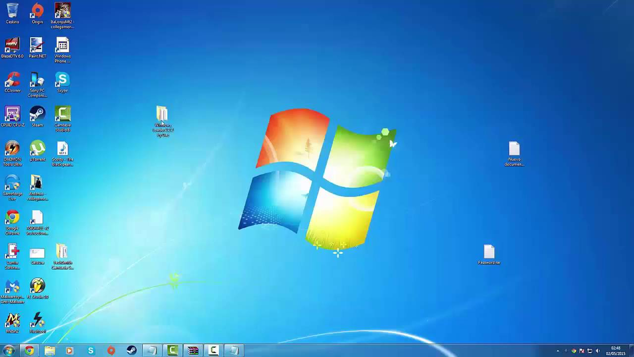 Windows Loader 2 2 2 By Daz Activate Windows 7 Youtube